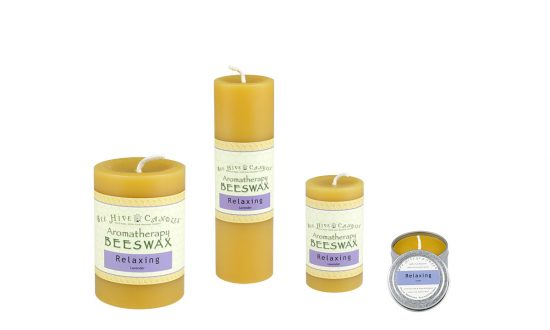 Aromatherapy Basics Collection Candles