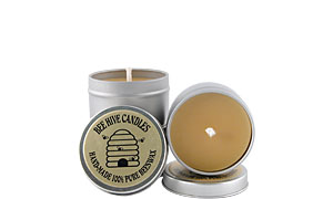 Beeswax Travel Tins
