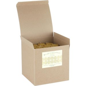Clear Cup Beeswax Tea Light Candles - 140 ct box