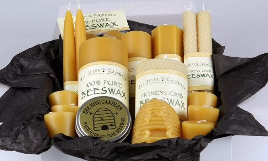 Ultimate Beeswax Basket
